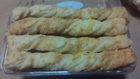 cheese twist - Vineth Bakery in Panglima Polim