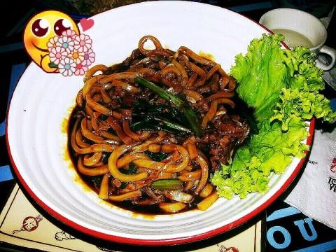 udon beff yang yummy