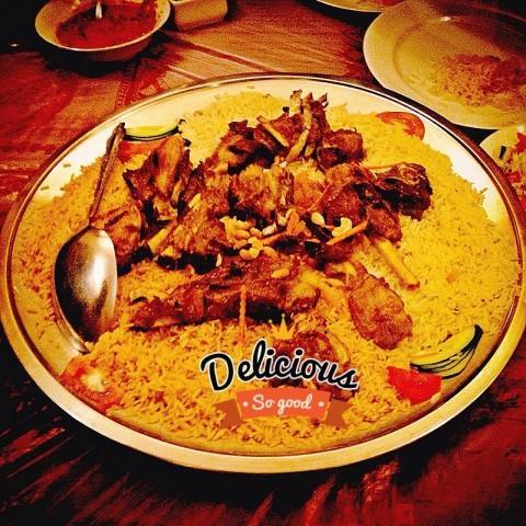 Makan selera Arabia